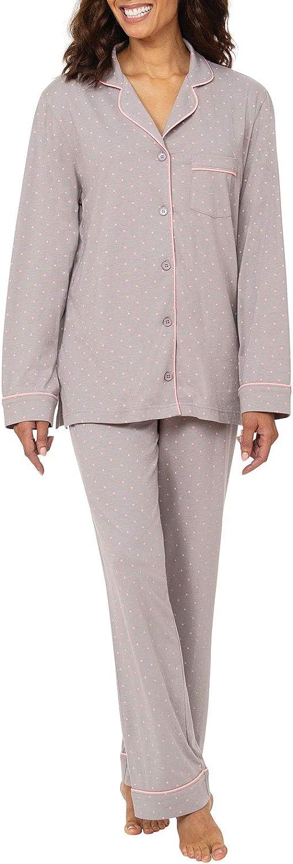 PajamaGram free Pajama Set for Women Jersey Pajamas Cotton Max 42% OFF -