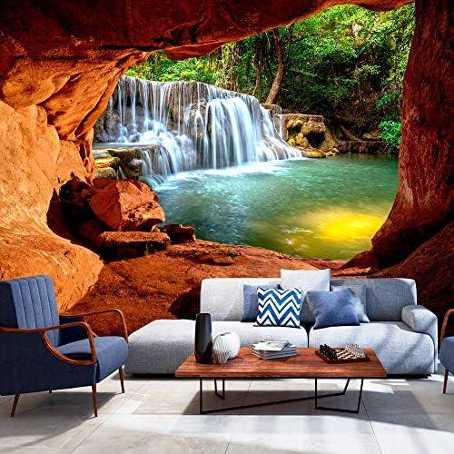 3d waterfall wallpaper _image2