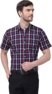 ACCOX Men's Regular Fit Formal Shirt