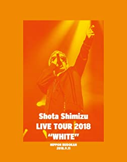 "清水翔太 LIVE TOUR 2018 ""WHITE"