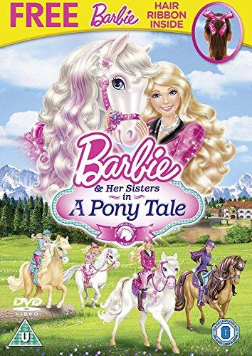 Barbie And Her Sisters In A Pony Tale [Edizione: Regno Unito] [Reino Unido] [DVD]