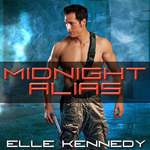 Midnight Alias audiobook cover art