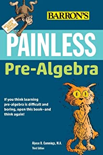 Painless Pre-Algebra (Barron's Painless)