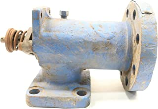 COPES VULCAN DVT FLANGED SOOT Blower Valve 2-1/2IN