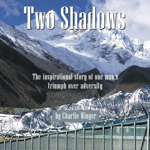 Two Shadows  audiobook cover art