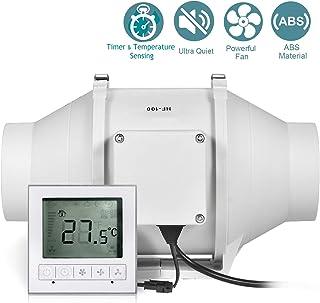 Ventilador Extractor, HG POWER Ventilador de desagüe