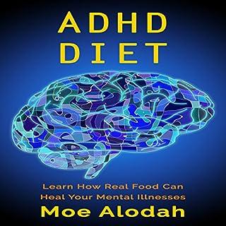 ADHD Diet cover art