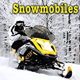Pull Start 800 Cc Snowmobile Racer Starts & Pulls Away Right at a Very Fast Speed 1
