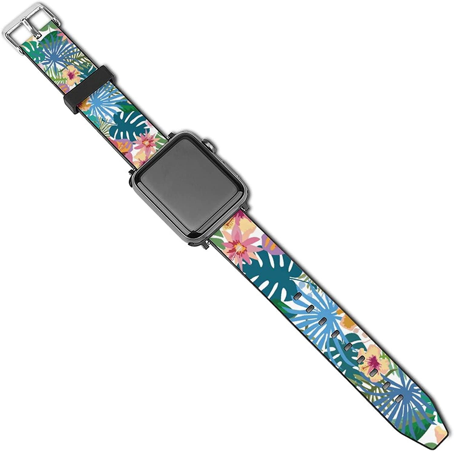 Compatible Watch Bands Max 51% OFF 42mm Or Free shipping / New 38mm PU Sport Wristbands Li Soft