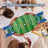 Liu Yu·casa creativa Mini Tablero del Juego de fútbol de Mesa Familiy de pies niños Junta Fiesta Juego Deporte Educativo Juguete Puzzle de 3 años en adelante