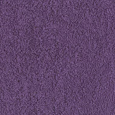 Richland Textiles TCR-012 Terry Cloth Purple Fabric by the Yard