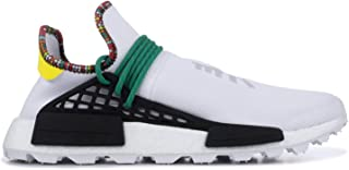 adidas NMD HU Human Race Pharrell Williams Inspiration Pack White EE7583 US Size 9