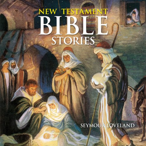 Page de couverture de Stories from the New Testament