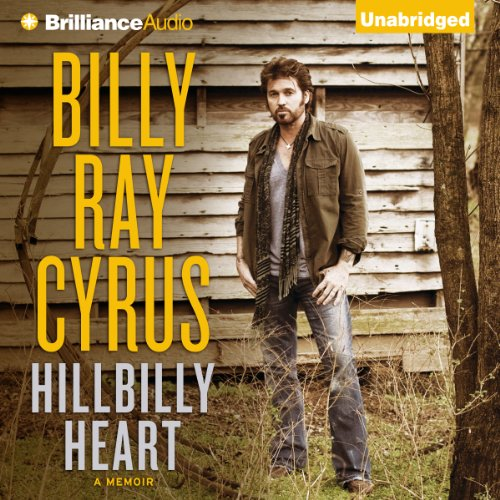 Hillbilly Heart audiobook cover art