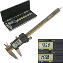 "iGaging ABSOLUTE ORIGIN 0-6"" Digital Electronic Caliper – IP54.."