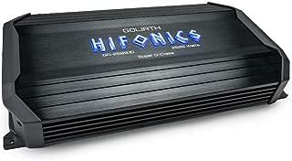 GA25001D Hifonics Goliath 1 x 850 @ 4 Ohms 1 x 1700 @ 2 Ohms 1 x 2500 Watts @ 1