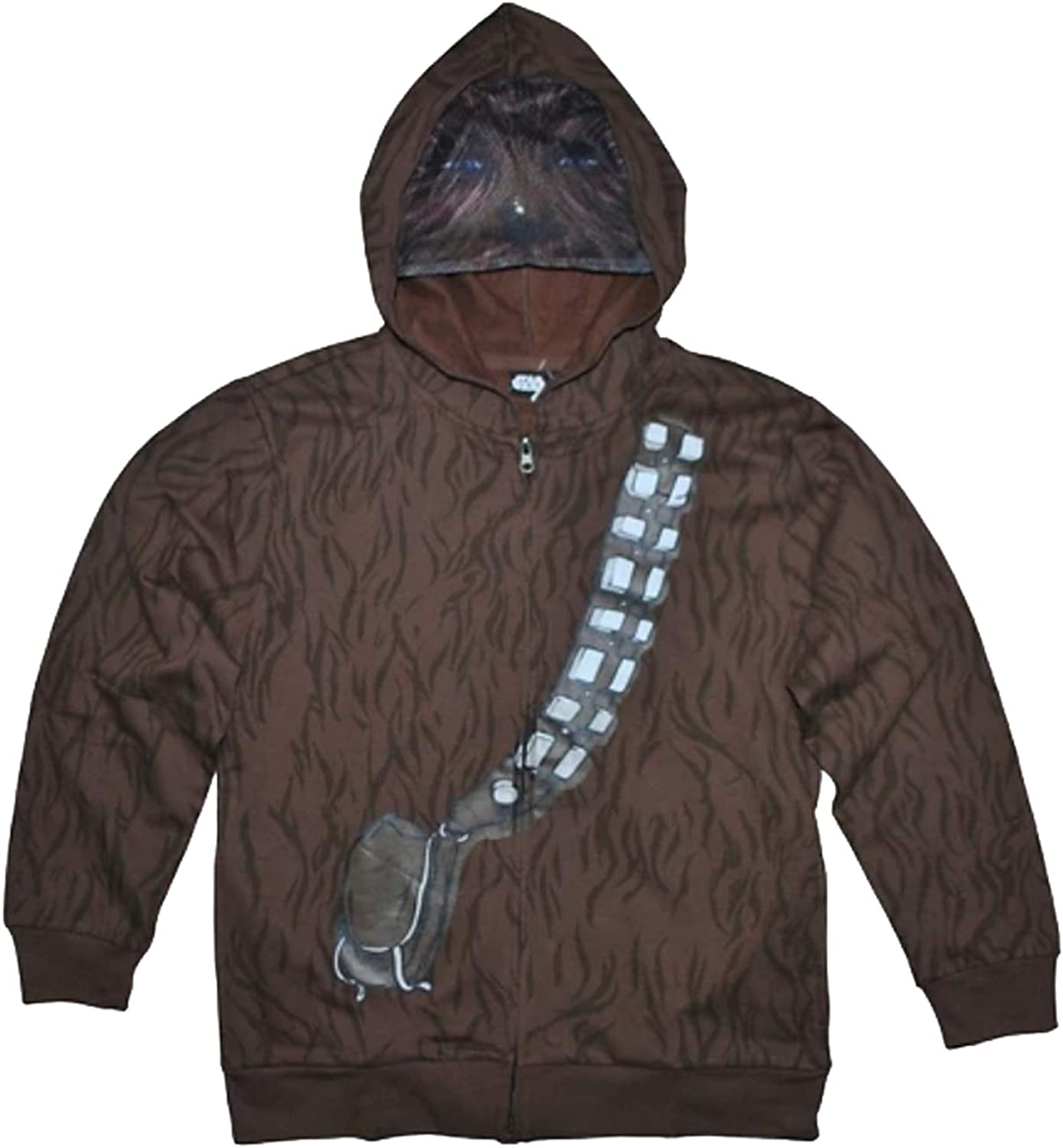 Disney Star 2021 autumn and winter new Wars Little Big X Boys Character Chewbacca Hoodie Selling and selling