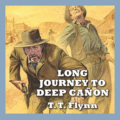 Long Journey to Deep Cañon cover art