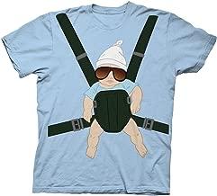 Ripple Junction Men's The Hangover Baby Carrier T-Shirt
