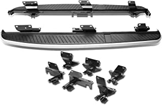 DNA MOTORING 4X4-T127 Side Step Nerf Bar Running Board