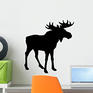 Best moose silhouette wall decal Reviews