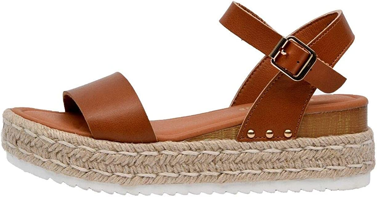 CUSHIONAIRE Women's Melissa Espadrille Some reservation Wedge Sandal Dealing full price reduction