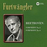Beethoven: Symphony No.2 & 4 by Wilhelm Furtwangler (2014-11-12)