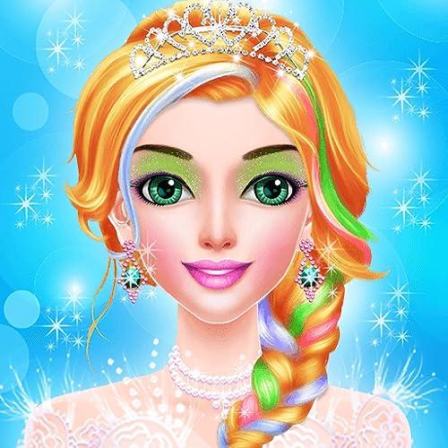 Royal Princess Makeover Salon Games For Girls