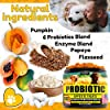 Proviable Probiotics for Dogs Chewable - Digestive Enzymes for Sensitive Stomach, Gut Flora, Diarrhea with 30 Billion CFU's, Pumpkin - Supports Allergy & Indigestion, 180 Soft Probiotic Chews for Dogs #2