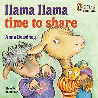 Llama Llama Time to Share cover art
