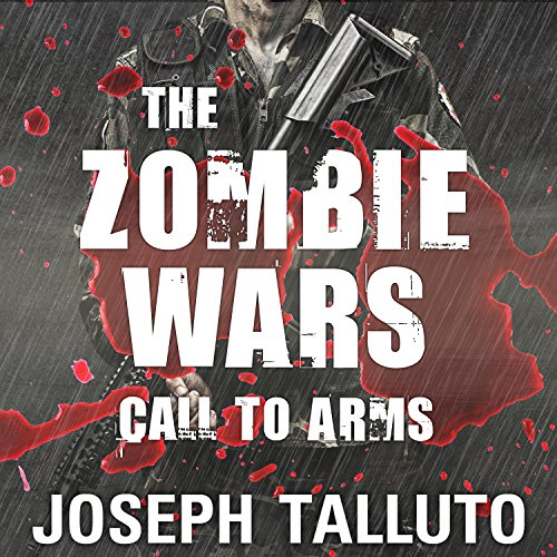 Couverture de The Zombie Wars: Call to Arms