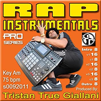 Rap Instrumentals (S0092011 Am 75 BPM)