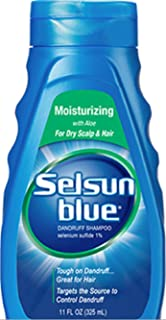 Selsun Blue Medicated Shampoo 11 ounce