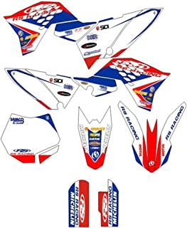New Full Graphics Decals Stickers 3M Bright Waterproof Sun-proof For KTM 65SX 2009 2010 2011 2012 2013 (Matte)