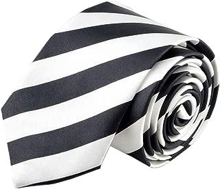 Hello Tie Unisex Double Color Striped 2