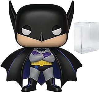 DC Comics Heroes: Batman 80th - Batman 1st Appearance (1939) Funko Pop! Vinyl Figure (Includes Compatible Pop Box Protector Case)
