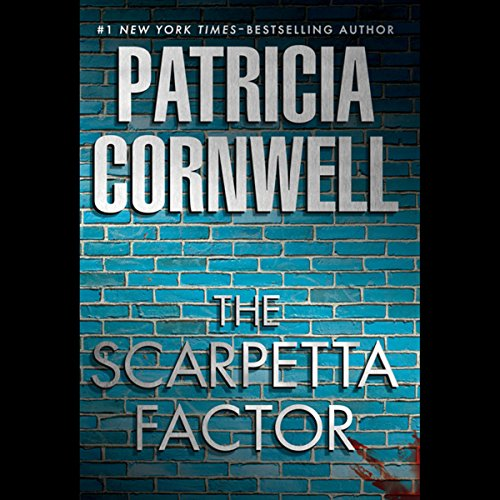 Couverture de The Scarpetta Factor