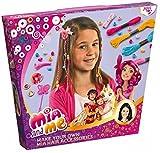 Mia and Me Bastel-Set Haarschmuck Haarbänder für Mädchen – mit Bändern, Perlen und...