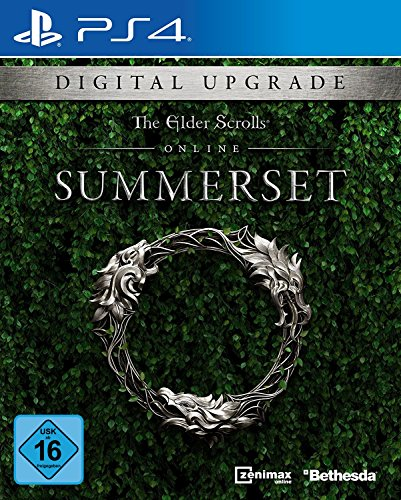 The Elder Scrolls Online: Summerset - Upgrade DLC | PS4 Download Code