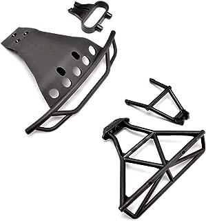 Traxxas 1/10 Slash 4x4 Ultimate FRONT & REAR BUMPERS & MOUNTS Skid Plate