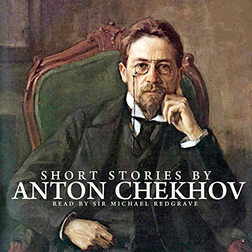 Short Stories by Anton Chekhov audiobook cover art