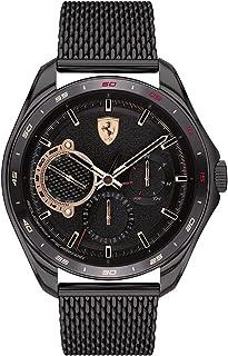 Scuderia Ferrari Watch for Men, Quartz, Stainless Steel - 830686