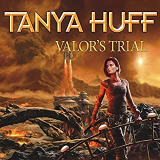 Valor's Trial     A Confederation Novel              By:                                                                                                                                 Tanya Huff                               Narrated by:                                                                                                                                 Marguerite Gavin                      Length: 12 hrs and 39 mins     361 ratings     Overall 4.5