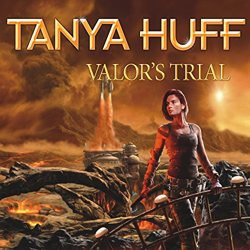 Valor's Trial audiobook cover art
