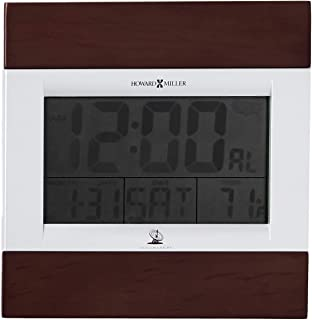 Howard Miller 625-429 Techtime III Wall Clock