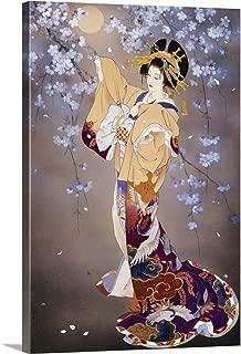 Yoi Canvas Wall Art Print, 16