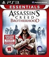 Assassin's Creed Brotherhood: PlayStation 3 Essentials (PS3)