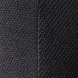 Bellboni® Couchhusse für Einsitzer Couchsessel oder Loungesessel, Sofabezug, bi-elastische Stretchhusse, Spannbezug für viele gängige Einer Sessel, schwarz - 2