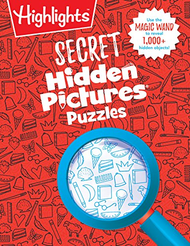 Secret Hidden Pictures® Puzzles (Highlights Secret Puzzle Books)