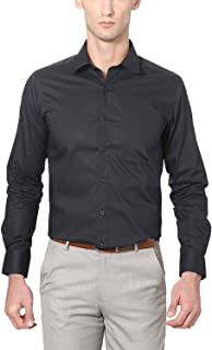 Peter England Men's Regular Fit Formal Shirt